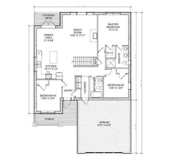 Hartwell Floorplan